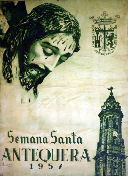 Cartel de Francisco Velasco